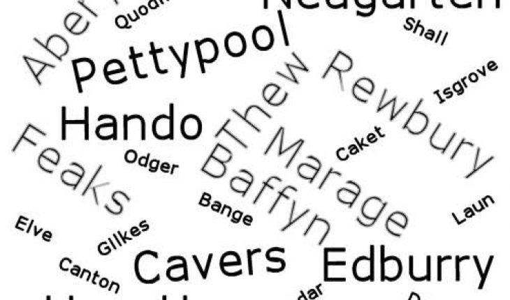 Ethnic origin of last names - Originopedia